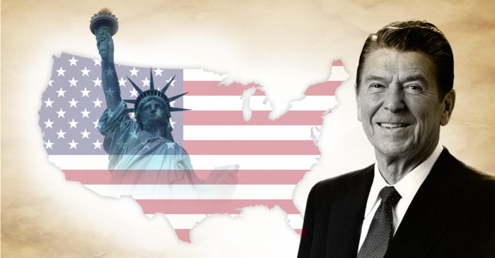 Ronald Reagan – A life dedicated to the ideal of freedom