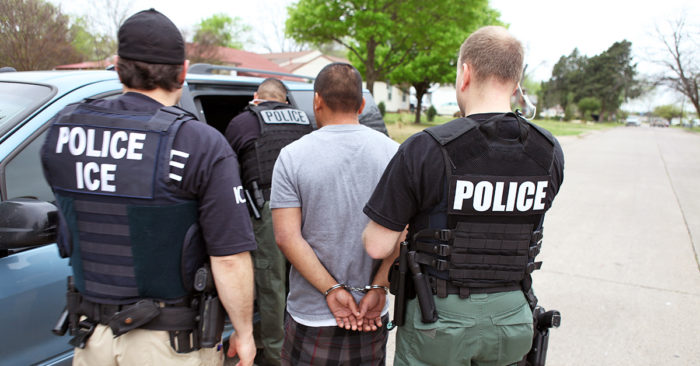 ICE Maryland Montgomery Prince George county arrests