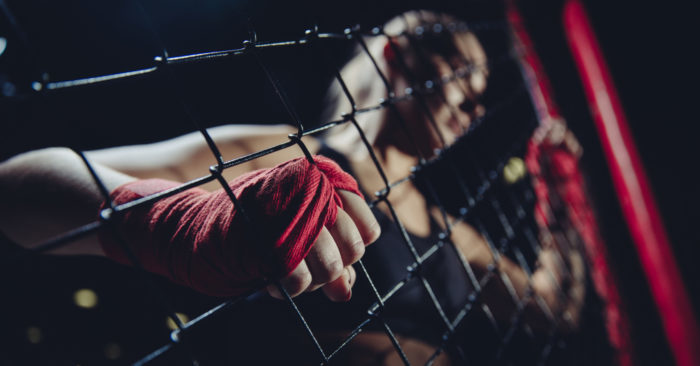 "A transgender MMA fighter was called the ""bravest athlete in history"" by members of the LGBT community. (Illustrative image / Shutterstock)"