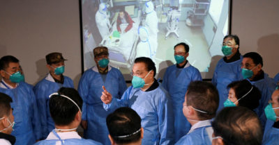The CCP forced Wuhan doctors to cover up the virus when it began in 2019