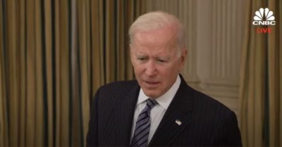 Biden grilled over CCP Virus origin