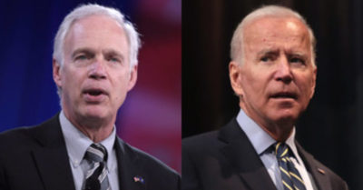 Corruption: Sen. Ron Johnson investigates multi-million-dollar contracts awarded without bidding to group linked to Biden