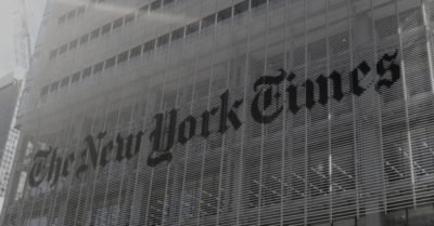 Several New York Times staffers admit to working for the Chinese Communist Party