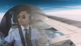 A Pilot Flies Around the World for 20 Years and Discovers the Meaning of Life