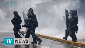 Colombia: 1 killed and 300 policemen wounded