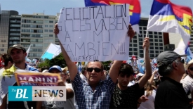 A risky gesture of unity in Uruguay