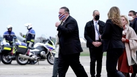 Pompeo begins trip to Europe, Middle East