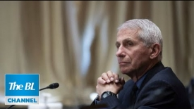 Fauci can't explain why those who recovered from COVID would need to be vaccinated